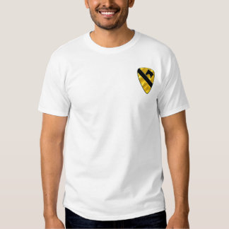 12B 1st Cavalry Division Shirts