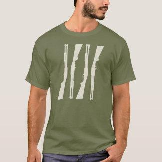 12GA Shotgun = Splattered Melon T-Shirt