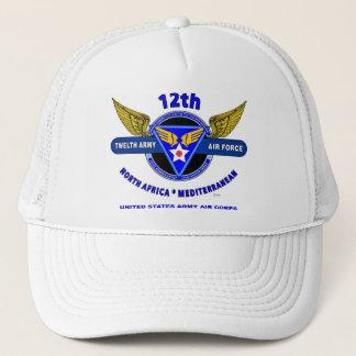 12th Army Air Force World War II Trucker Cap