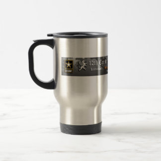 12th CAB Travel Mug