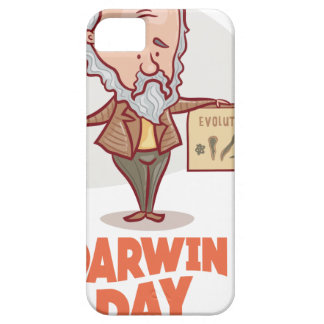 12th February - Darwin Day - Appreciation Day Barely There iPhone 5 Case