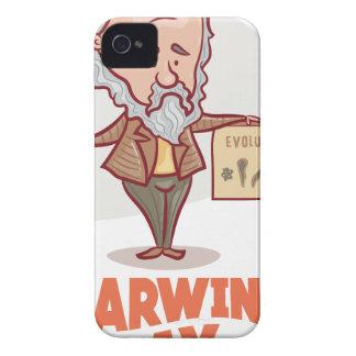 12th February - Darwin Day - Appreciation Day Case-Mate iPhone 4 Case