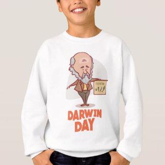 12th February - Darwin Day - Appreciation Day Sweatshirt