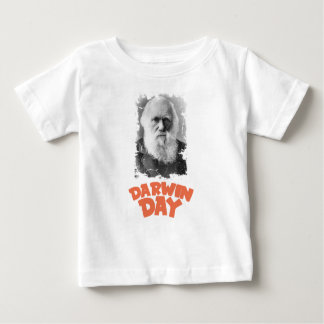 12th February - Darwin Day Baby T-Shirt
