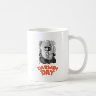 12th February - Darwin Day Coffee Mug