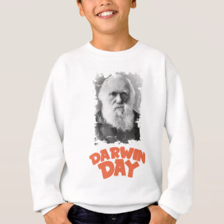 12th February - Darwin Day Sweatshirt