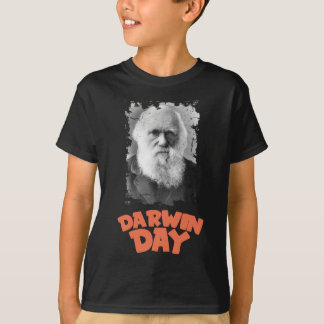 12th February - Darwin Day T-Shirt