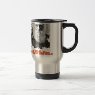 12th February - Darwin Day Travel Mug