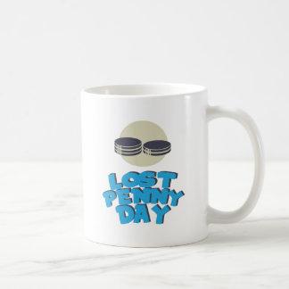 12th February - Lost Penny Day - Appreciation Day Coffee Mug