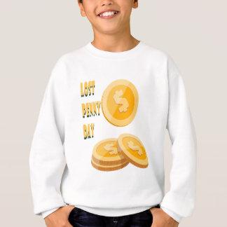 12th February - Lost Penny Day - Appreciation Day Sweatshirt