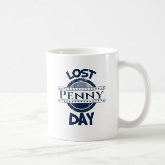 12th February - Lost Penny Day Coffee Mug