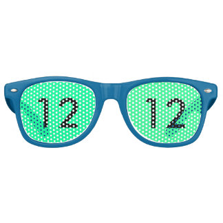 12th Man Seahawks Glasses