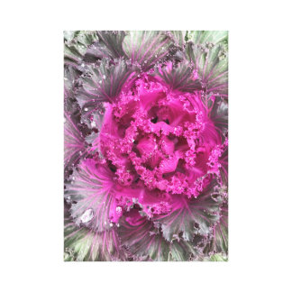 12x12 canvas print of a flower