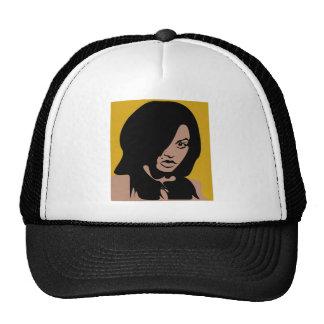 1313545354 BEAUTY FASHION STYLE SALON SPA RETRO GR TRUCKER HATS