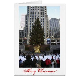 131_3198, Merry Christmas! Card