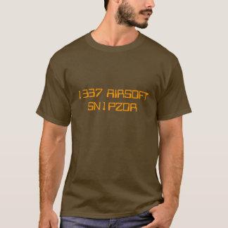 1337 AIRSOFT SN1PZOR T-Shirt