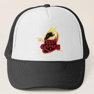 1337-Games Trucker Hat