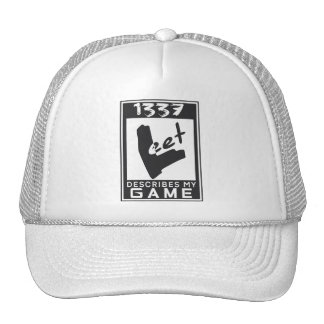 1337 Leet rating Cap