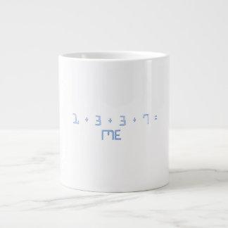 1337 = ME Mug Jumbo Mug