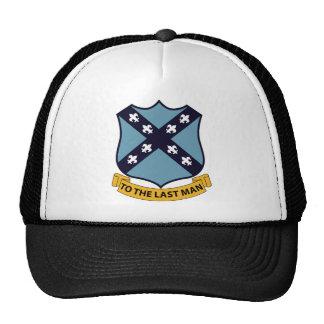 133rd Engineer Battalion Heavy Mesh Hats