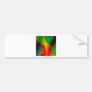 134Abstract Background_rasterized Bumper Sticker
