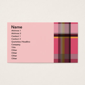 135 PINK BROWN PLAID PATTERN GRAPHIC BACKGROUNDS T