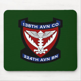 138th Aviation Co - RR 2 Vietnam Mouse Pad