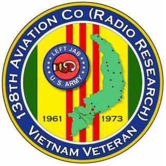 138th Avn Co RR LJ2b - ASA Vietnam Photo Cutout
