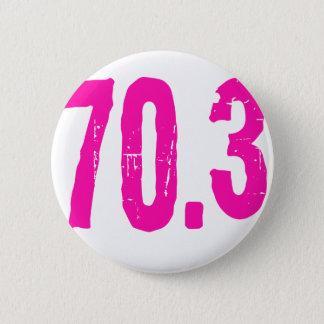 13.1, 26.2, 70.3, 140.6 6 CM ROUND BADGE