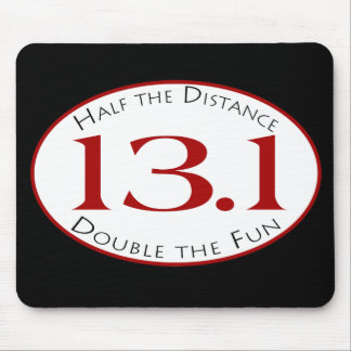 13.1 - Half The Distance Mouse Pad