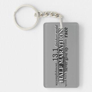 13.1 key chain by Vetro Jewelry & Designs