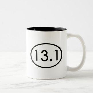 13.1 Miles Mug