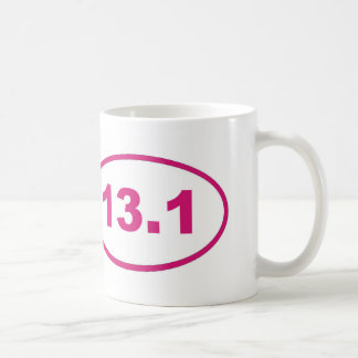 13.1 pink magenta coffee mug