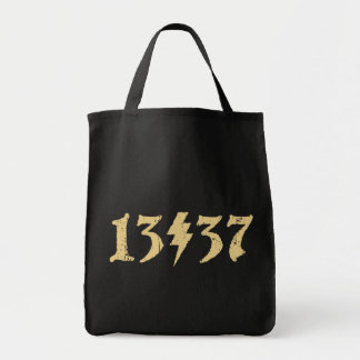 13/37 GROCERY TOTE BAG