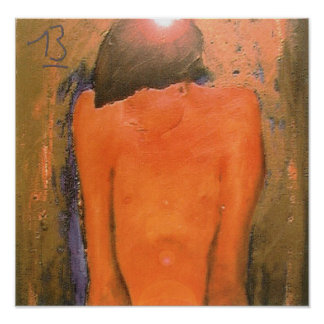 13 (Blur album cover) Poster