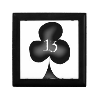 13 of clubs gift box