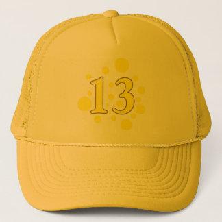 13-Thirteen Trucker Hat