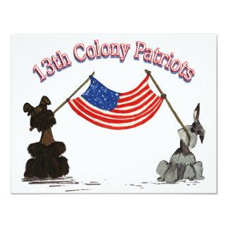 13th Colony Patriots Announcement