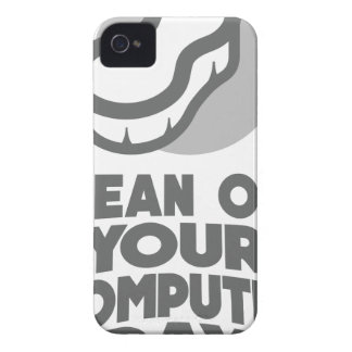 13th February - Clean Out Your Computer Day iPhone 4 Case-Mate Case