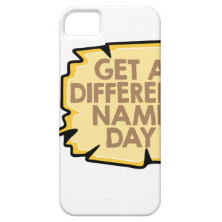 13th February - Get A Different Name Day Case For The iPhone 5