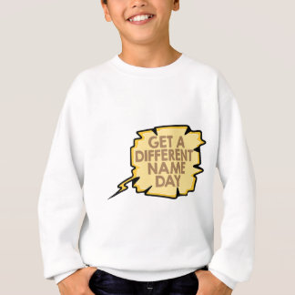 13th February - Get A Different Name Day Sweatshirt