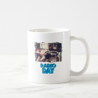 13th February - Radio Day - Appreciation Day Coffee Mug