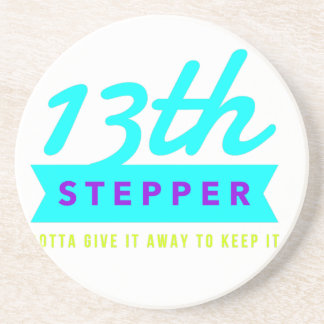 13th Step Sobriety Fellowship Recovery Coaster