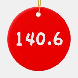 140.6 CERAMIC ORNAMENT