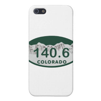 140.6 license oval iPhone 5/5S covers