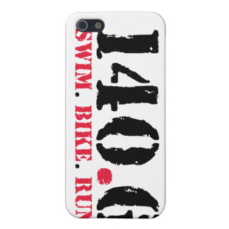 140.6 Swim Bike Run iPhone 5 Cases