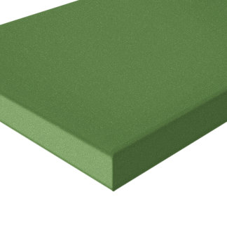 1411 dusty green solid color canvas background wal gallery wrap canvas
