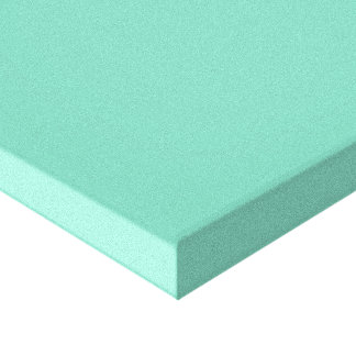 1411 light minty green solid color canvas backgrou canvas print