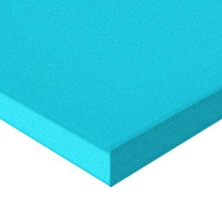 1411 summery medium blue solid color canvas backgr canvas print