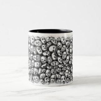 142 Souls - 142 Souls Two-Tone Coffee Mug